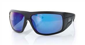 Carve Knoxville Iridium Sunglasses, Matt Black