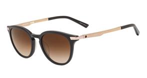 SPY Sunglass Pismo Matte Black /Rose Gold - Happy Bronze Fade 1
