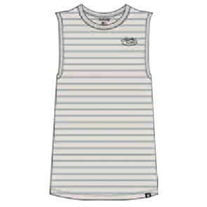 Hurley Shy Muscle Singlet, Bleached Sand