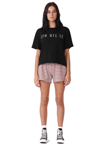 RPM Harlem Tee, Black