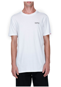 Element Quality Mark Short Sleeve Tee, Optic White