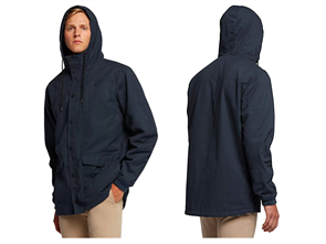 Hurley Protect Plus Jacket Jacket, 00A