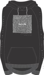Hurley Static Destroy Fleece, 00A
