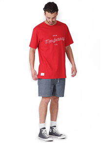 RPM Link Tee, Red