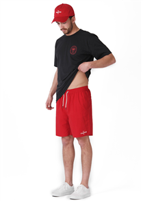 RPM Holiday Short, Red
