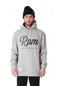 RPM Michigan Hood, Grey Marl