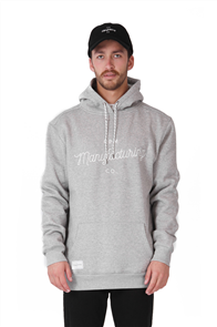 RPM Manufacturing Hood, Grey Marl