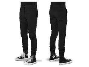 Dickies K3170907 918 Cuff Pant, Black