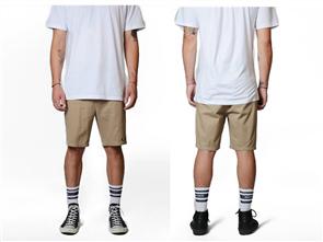 Dickies K3130809 Regular Fit Short, Khaki