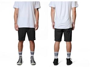 Dickies K3130809 Regular Fit Short, Black