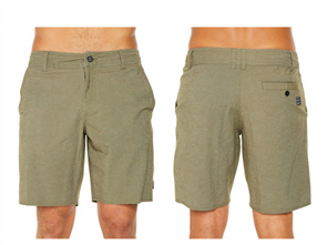 Oneill Lock In Hybrid Shorts, Army