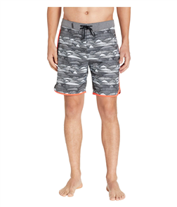 Hurley Phantom Lines 18 Inch Boardshort, Anthracite
