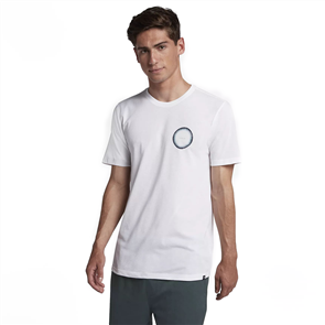 Hurley Dri-Fit Cropped T-Shirt, White