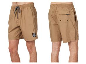 Santa Cruz Cruzier Solid Short, Tan