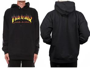 Thrasher BBQ Hood, Black