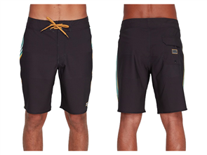 Billabong D Bah Airlite Boardshort, Black
