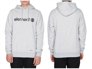 Element Horizon Pop Hood, Mid Grey Htr