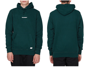 Element Size Pop Hood, Dark Green