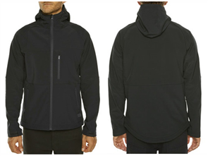 Oneill Exile 2.0 Softshell Jacket, 9010 Black Out