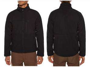 Oneill Dimension 2.0 Softshell, 9010 Black Out