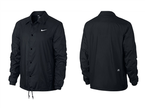Nike Sb Shield Jacket, 010, Black White