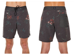 Oneill The Aloha Boardshort, Black Aop