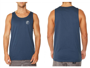 Oneill Jacks Base Tank, Valley Blue