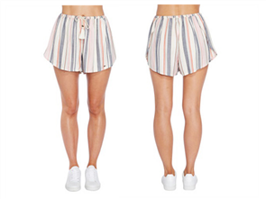 Oneill Melody Short, Earth Stripe