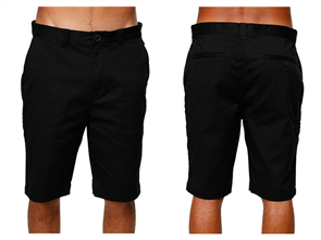 Billabong Carter Stretch Walkshort, Black