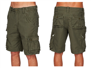 Element Source Cargo Short Olive Short, Assorted