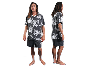 T&C MAHALO Short Sleeve SHIRT