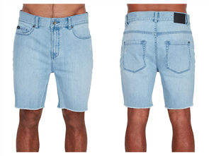 RVCA Rockers Walkshort, Vintage Blue