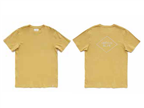 The Critical Slide Society Vocal Tee, Sand