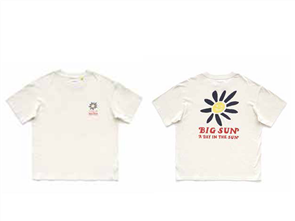 The Critical Slide Society Day In The Sun Tee, Blanc