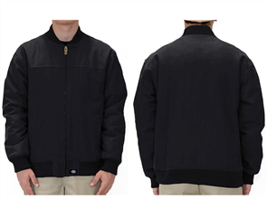 Dickies ANCHORAGE BOMBER JACKET, Black