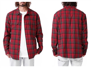 RPM Plaid Shirt