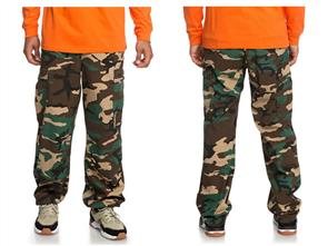 DC Infield Pants, Camo