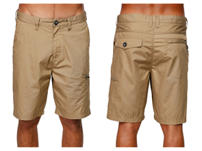 Billabong SURFTREK CARGO WALKSHORTS, GRAVEL