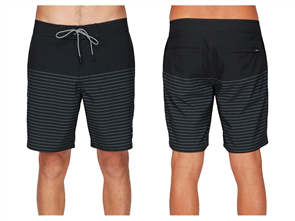 RVCA CURREN 18 Inch BOARDSHORTS, BLACK
