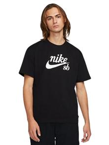 Nike SB HBR TEE, BLACK