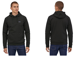 Patagonia P-6 Label Uprisal Hoody, Black