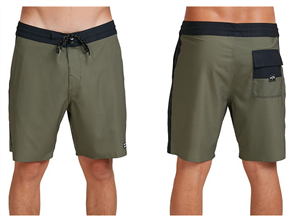 Billabong ALL DAY D BAH LT BOARDSHORTS, PINE