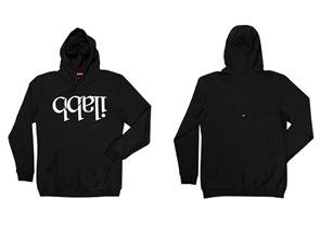 iLabb Capsize Fleece Hood, Black