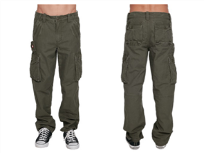 Element SOURCE CARGO PANT, OLIVE