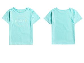 Roxy DAY AND NIGHT A TEE, ARUBA BLUE