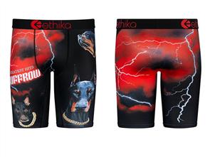 Ethika Boys Ruff Row Staple Underwear