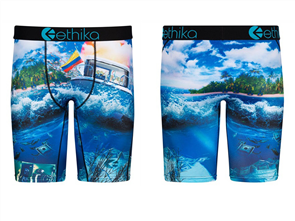 Ethika Boys Free The Trappers Staple Underwear