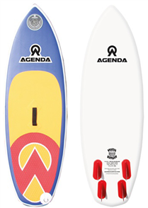 Agenda Agenda The Grom 6'0 Kids Inflatable iSup