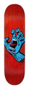 Santa Cruz SCREAMING HAND DECK 8.0IN X 31.6IN