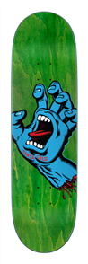 Santa Cruz SCREAMING HAND DECK 8.80IN X 31.95IN